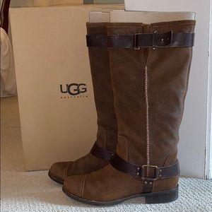 Ugg Dree Tall Harness boot